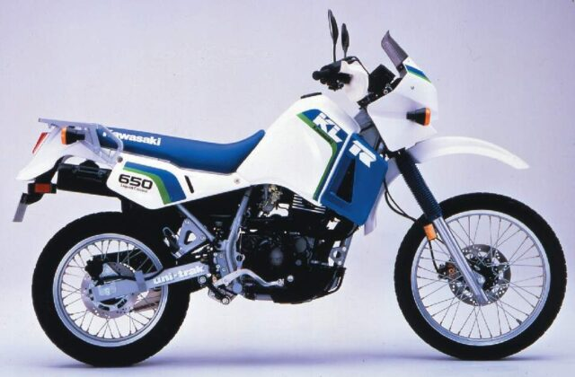 KLR 650 1988r
