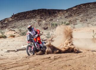 Adam Tomiczek Dakar  etap  scaled