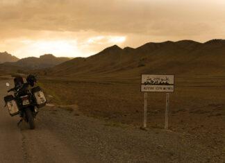 Motocyklem po Maroko kiedy ile jak