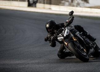Triumph Speed Triple 1200 RS 2021 [dane techniczne, cena]