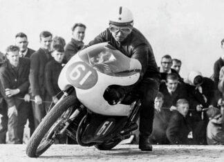 radziecki motocykl zaybtkowy sportowy wyścigowy Endel Kiisa