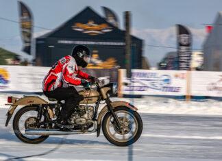 Wyścigi rosyjskie w Rosji baikal mile Jezioro Bajkał motocykl motocyklowe