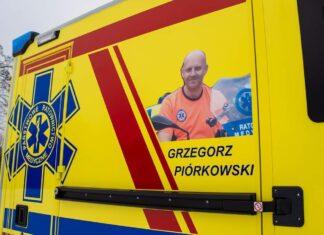 karetka pogotowia bydgoszcz ambulans mercedes sprinter grzegorz piórkowski motoambulans zdjęcie