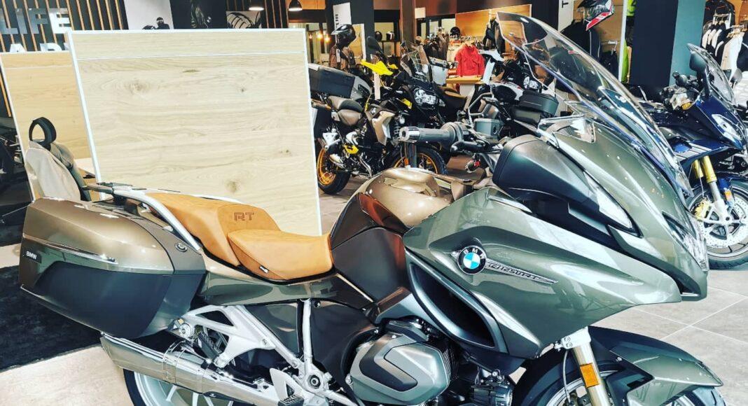 BMW R 1250 RT 2021 zmiany elektronika nowość dane techniczne