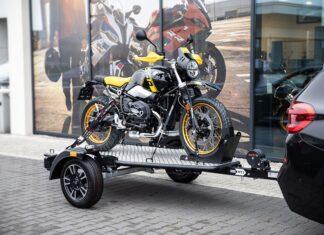 Jaka przyczepka motocyklowa czyli do przewozu motocykli dwukołowa na hak składana na jeden i więcej budowa projekt wymiary