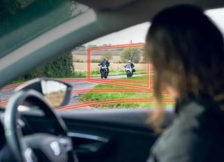 bmw radar odbłyśnik patent montaż patent motocykle