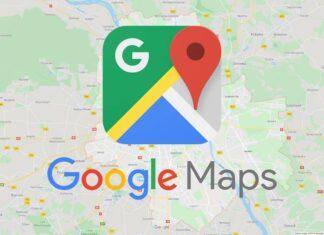 google maps nowe funkcje mapy google