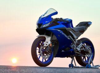 Pierwszy nowy i używany motocykl  dla dziewczyny