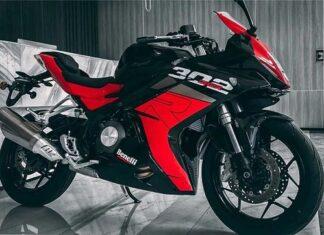 benelli  r sport motocykl sportowy