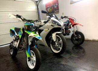 pit bike mrf  ycf  yamaha r rn