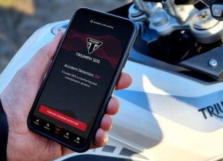 triumph sos aplikacja wezwanie służb medycznych