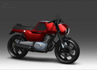 Jawa Bizon nowa czeska nowy czeski motocykl  cm miejski turystyczny
