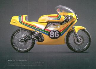 Najszybszy motocykl Mińsk radziecki sportowy wyczynowy