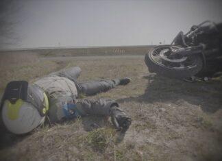 Pierwsza pomoc motocykliście jak jej udzielić wypadek co robić jak się zachować