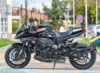 Suzuki Katana nowość  test dane techniczne opinia cena  MV DuzeZdjecie W