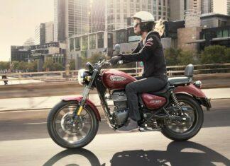 Royal Enfield motocykl indyjski angielski klasyczny