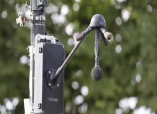 fotoradar głośność paryż decybele
