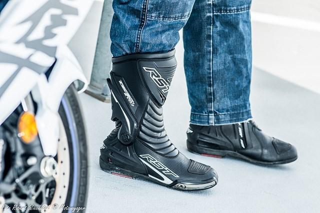 Sportowo-turystyczne buty motocyklowe RST Tractech Evo III [TEST, OPINIA, RECENZJA, RANKING]