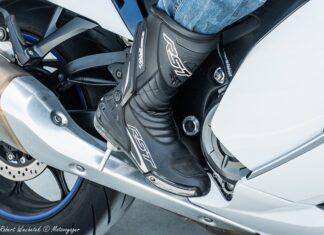 Buty motocyklowe RST Tractech Evo III  opinia test cena
