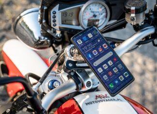 Jakie mocowanie telefonu na motocykl rower do samochodu SP Connect opinia test