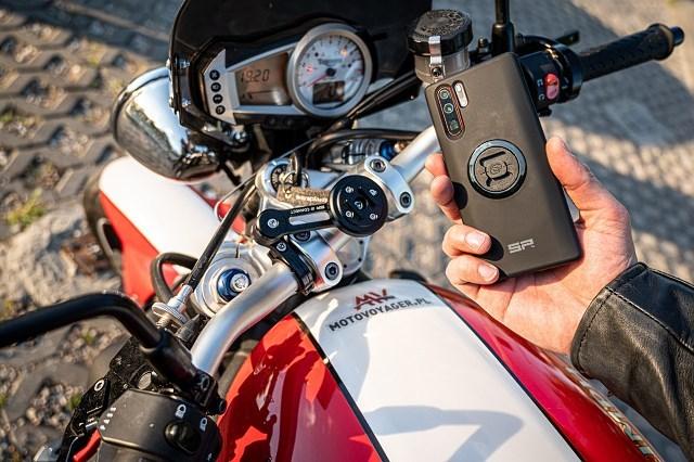 Jaki najlepszy uchwyt na telefon do motocykla, roweru, samochodu? SP Connect! [VIDEO, TEST, OPINIA]