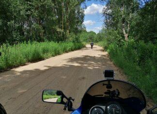 Motocyklem dookoła Polski trasa ślad którędy i gdzie jechać