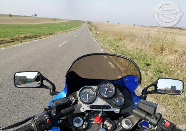 Motocyklem dookoła Polski wzdłuż jej granic. Rusza życiowa wyprawa Darka Drążkiewicza…