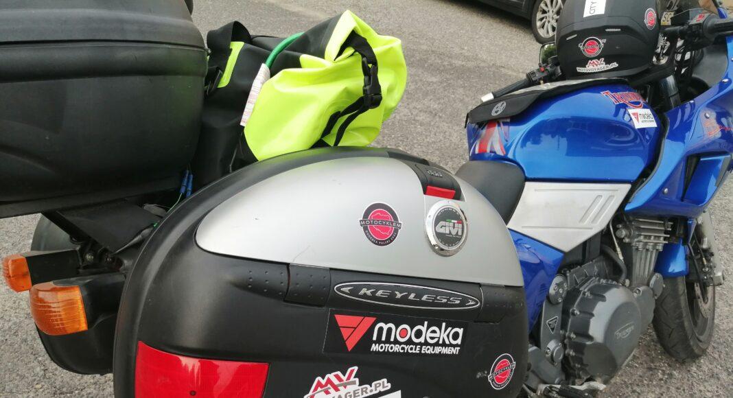 Motocyklem dookoła Polski trasa wzdłuż granic wyjazd scaled