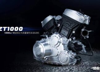 Nowe motocykle chińskie Zeths jak Indian