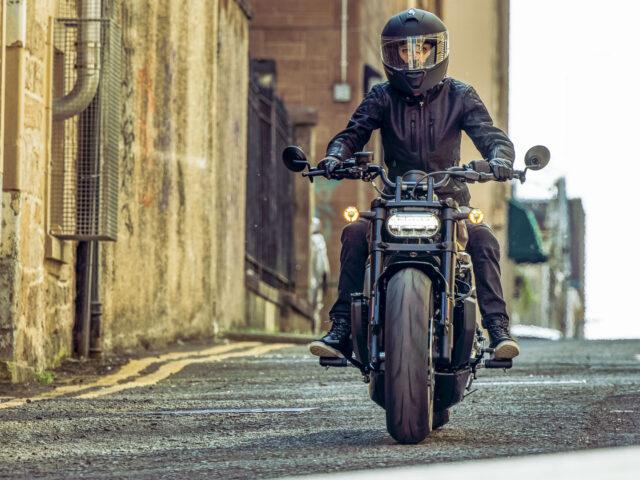 Harley-Davidson Sportster S – nowa generacja wkracza w najstarszą rodzinę