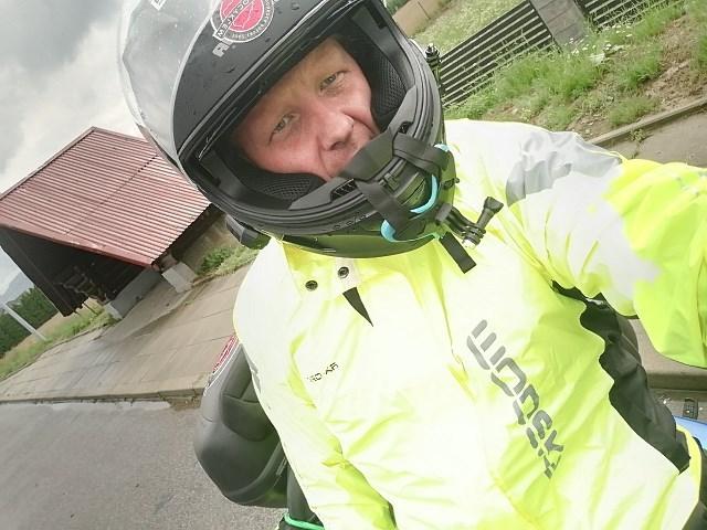Motocyklem dookoła Polski: Pod zakaz, przez Słowację i pierwsza gleba…