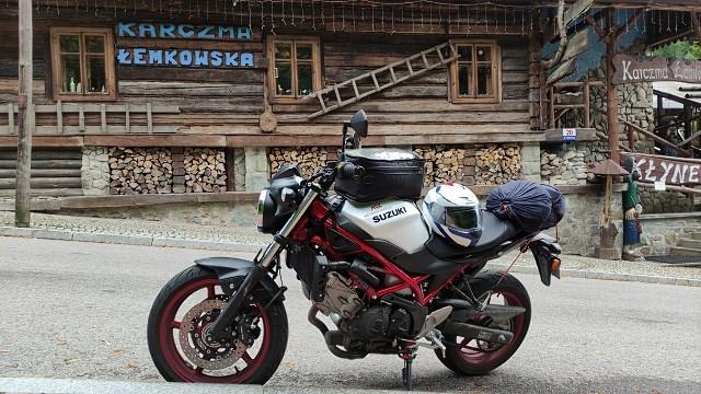 Prosty przepis na pyszny wyjazd – Łemkowszczyzna, czyli Beskid Niski i Dolina Popradu motocyklem [Powered by Suzuki & SECA]