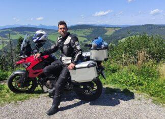 Gdzie na Południe Polski motocyklem Trasa wokół Tatr