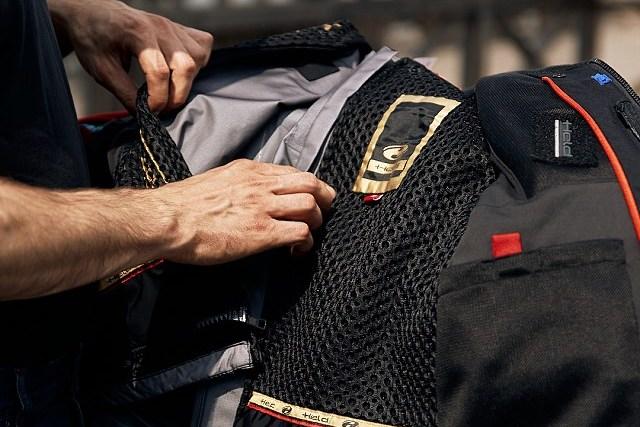 Held Aerosec – motocyklowa odzież z wyższej półki