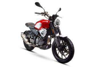 Junak SC  nowoczesny tani chiński motocykl