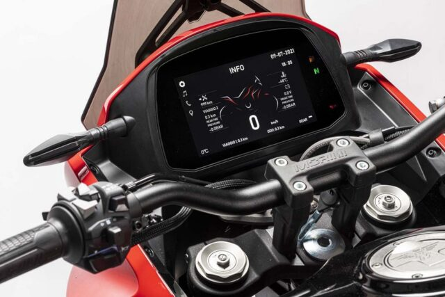 Moto Morini X-Cape 650, czyli powrót w wielkim stylu