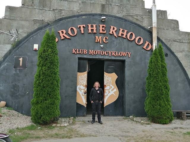 Motocyklem dookoła Polski: nasze Route 66, nadmorskie kluby motocyklowe, toaleta na kłódkę