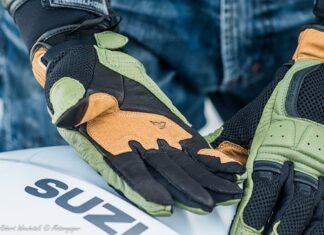 Rękawice Racer Ronin test opis wady zalety