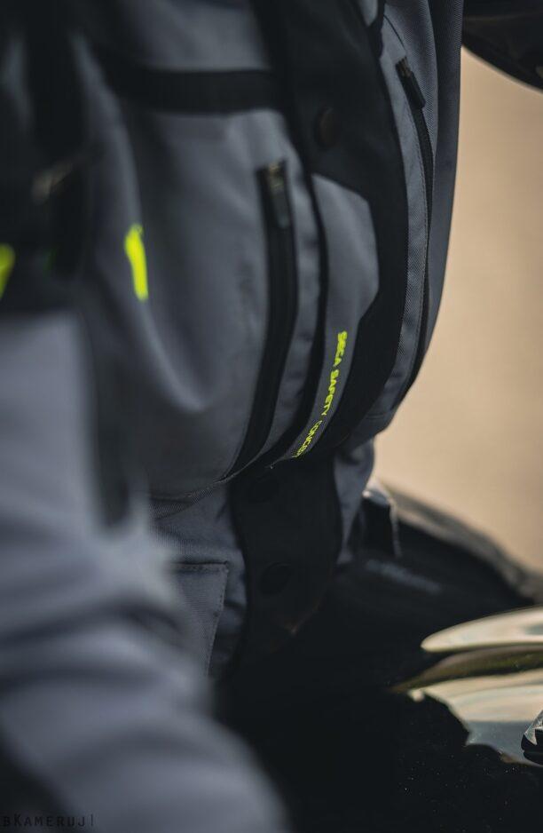 SECA ARRAKIS II Kurtka i spodnie – opinia użytkownika, zalety, wady, cena