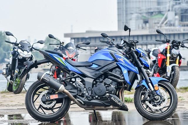 Suzuki GSX-S 750 – nakedowy oldschool rok produkcji 2021 [TEST, OPINIA, DANE TECHNICZNE]