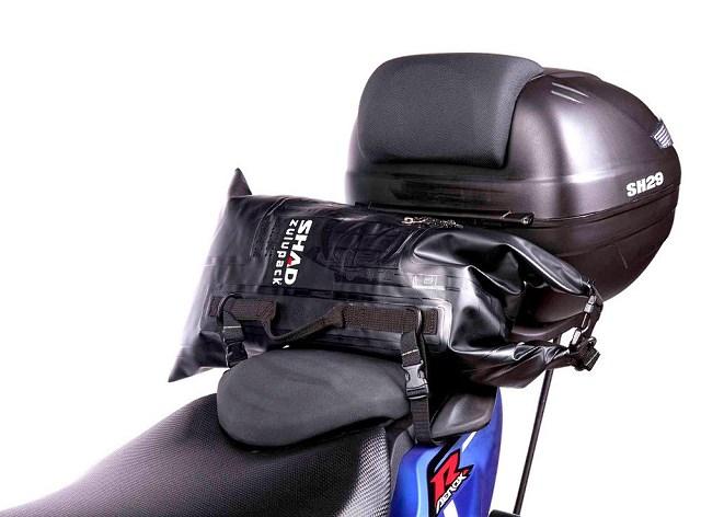 Akcesoria dla motocyklowego podróżnika – teraz nawet ponad 50% taniej!