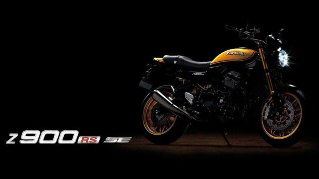 Kawasaki prezentuje udoskonaloną wersję Z900RS