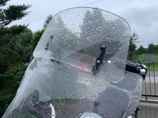 Deflektor motocyklowy – hit czy kit? [TEST, OPINIA UŻYTKOWNIKA]