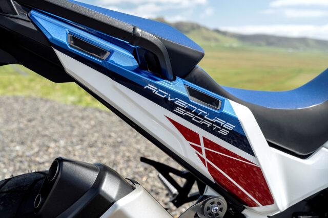 Jak prezentuje się Honda CRF 1100 L Africa Twin Adventure Sports 2022 [zmiany, różnice, galeria]