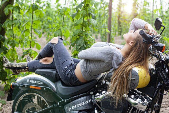10 powodów dlaczego motocykl jest lepszy od kochanki/a [humor, dla panów, dla pań, dla każdego]