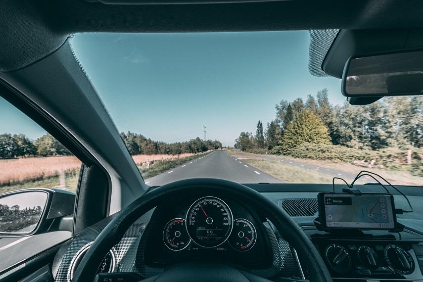 samochód auto laweta kierowca