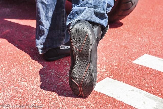 Motocyklowe trampki Seca Traffic – buty na każdą okazję po sezonie użytkowania [Test długodystansowy, opinia, wady, zalety]