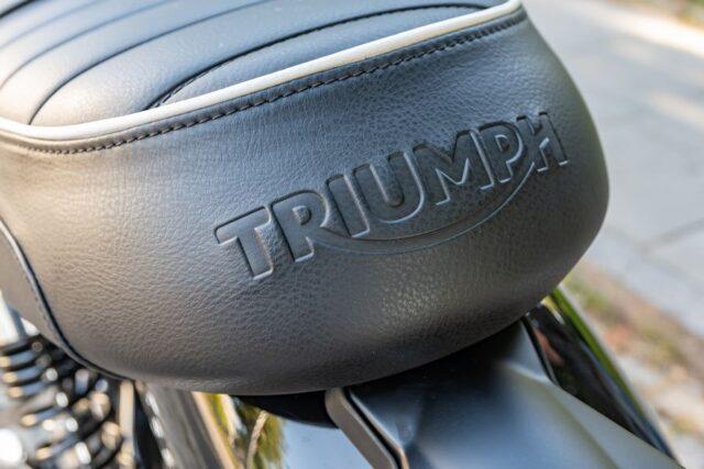 Triumph Bonneville T120 2021 Euro5 – prawdziwa luxtorpeda [test, opis, dane techniczne]