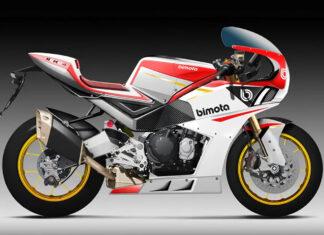 bimota kb motocykl tesi h
