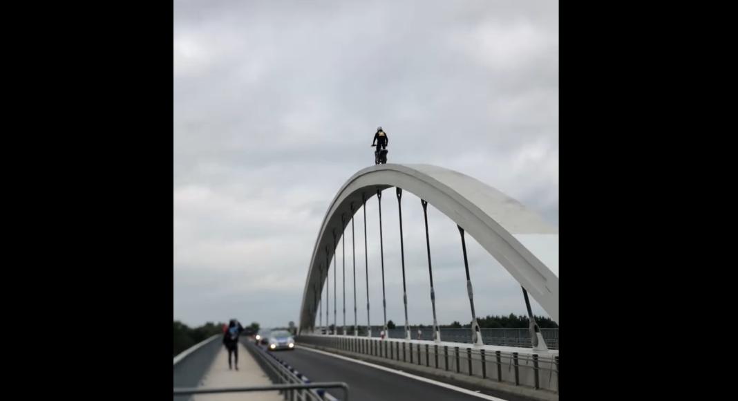 policja cross most oswiecim